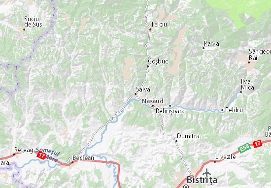 Mappe-Piantine Salva