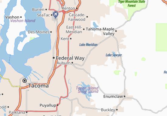 Mapas-Planos Lea Hill