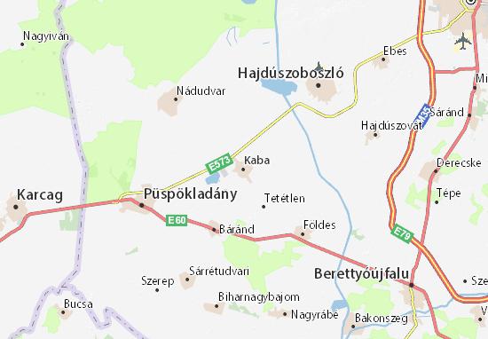 Kaba Map