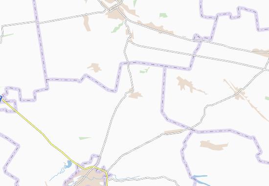 Novoprokopivka Map