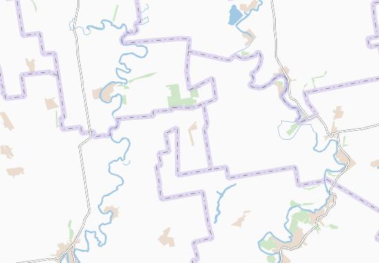 Carte-Plan Ozerivka