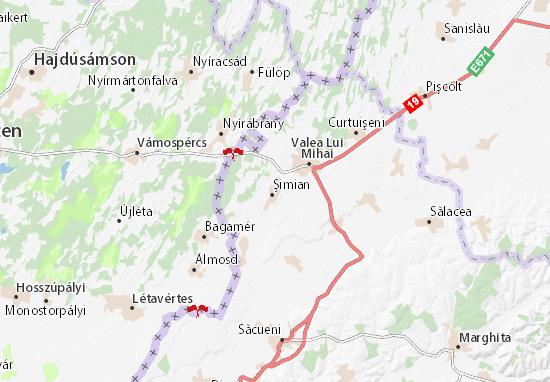 Şimian Map