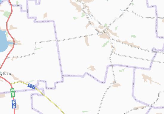 Nesteryanka Map