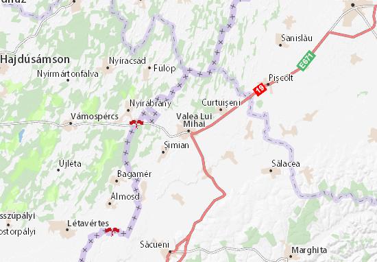 Mapas-Planos Valea Lui Mihai