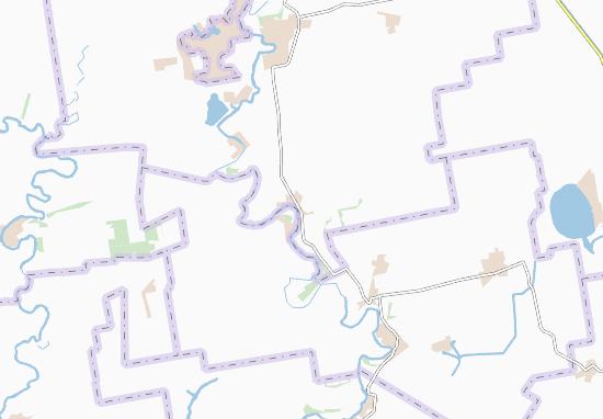 Mapa Plano Shestirnya