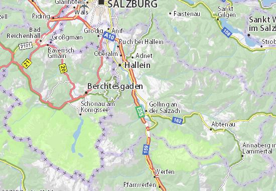 Kuchl Map