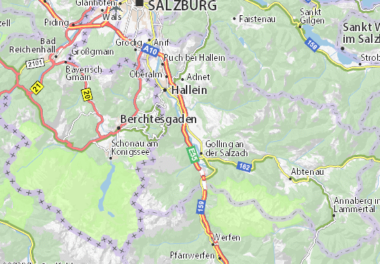 Mapas-Planos Kuchl