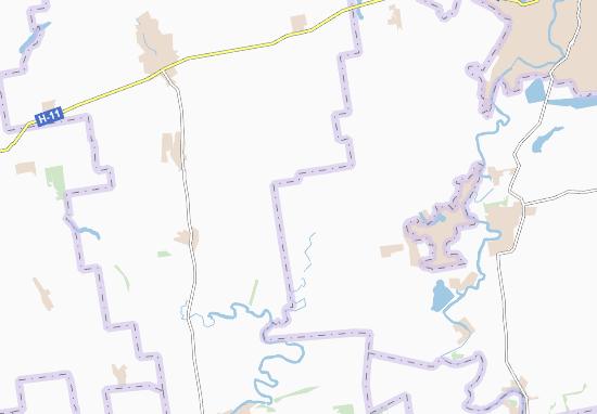 Mapas-Planos Kotovs'ke