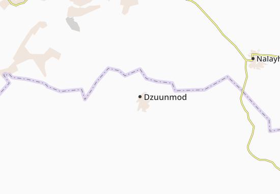 Mappe-Piantine Dzuunmod