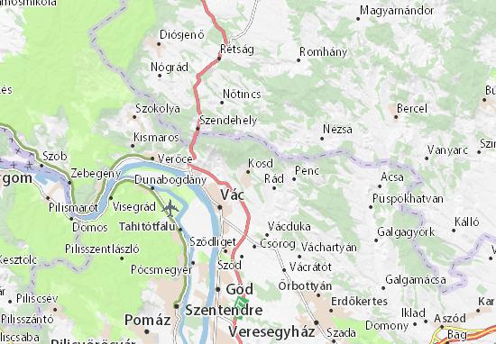 Kosd Map