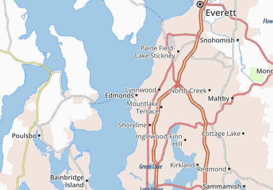 Edmonds Map