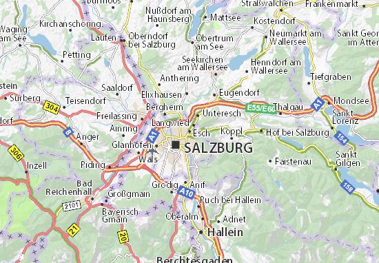 Esch Map