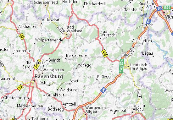 Klaren Map Detailed Maps For The City Of Klaren Viamichelin