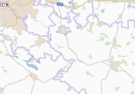 Mappe-Piantine Mnohopillya