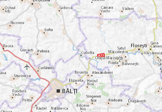 Cubolta Map