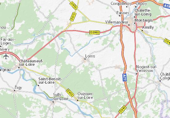 Mapas-Planos Lorris