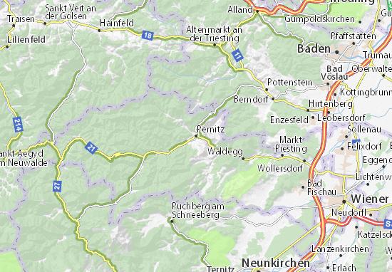 Mapas-Planos Pernitz