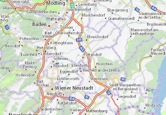 Mapas-Planos Pottendorf