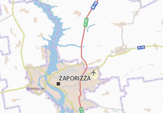 Mapas-Planos Lyutserna