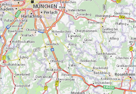 map of aying michelin aying map viamichelin