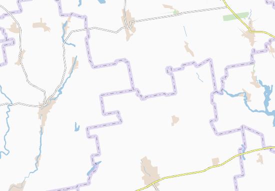 Novodanylivka Map