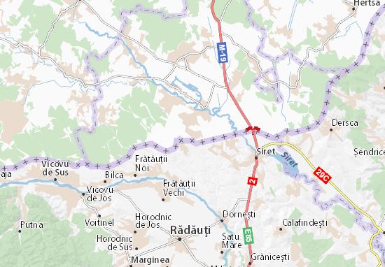 Mapas-Planos Bahrynivka