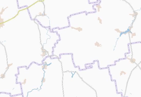 Carte-Plan Dzerzhynivka