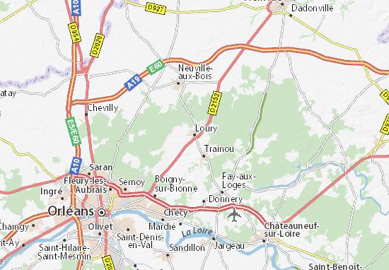 Loury Map