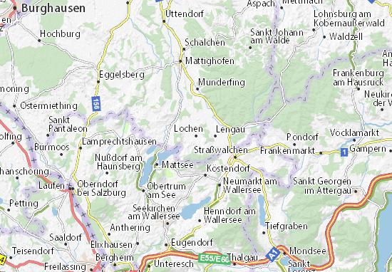 Lochen Map