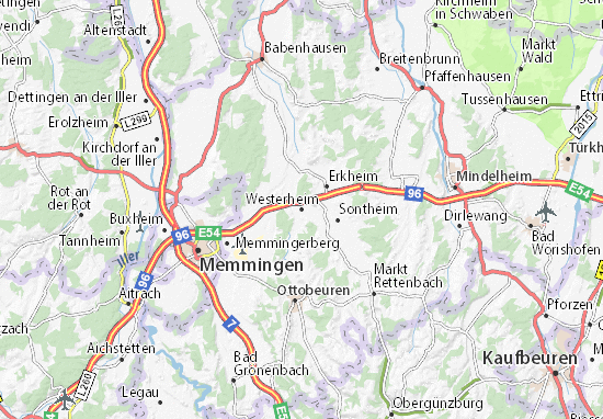 Mappe-Piantine Westerheim