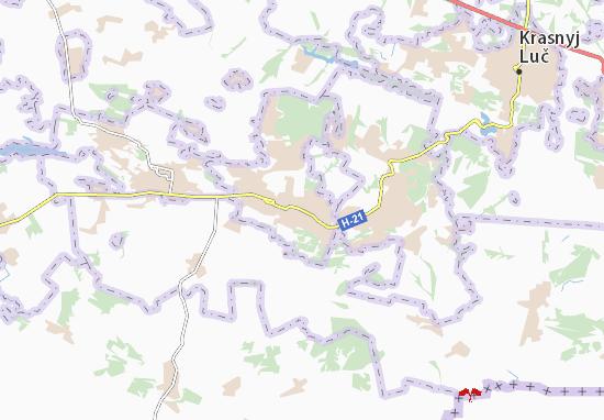 Mappe-Piantine Torez