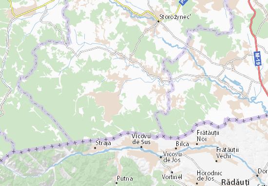 Mapas-Planos Yizhivtsi