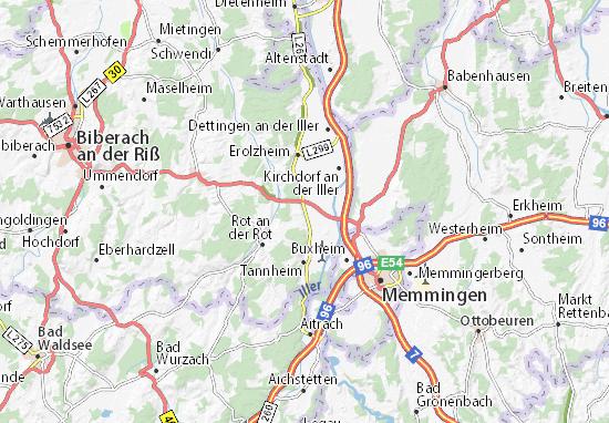 Berkheim Map