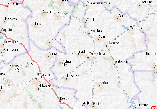 Mappe-Piantine Ţarigrad