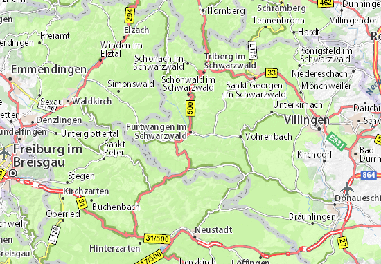 Hotels In Furtwangen Deutschland