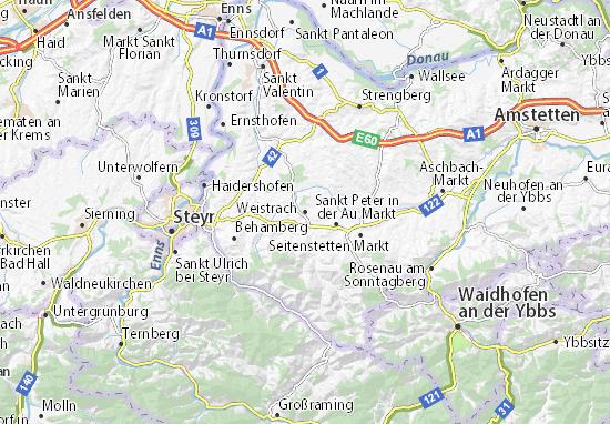 Mapas-Planos Weistrach