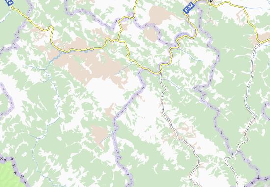 Kaart Plattegrond Dovhopole