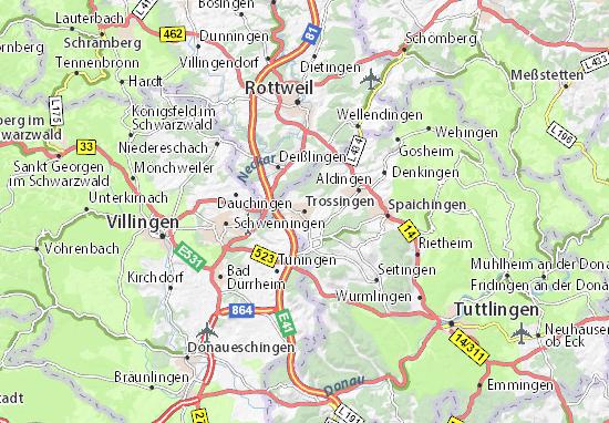 Mappe-Piantine Trossingen
