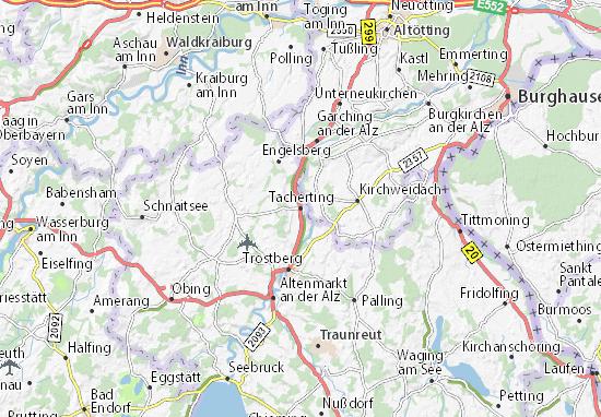 Mapas-Planos Tacherting