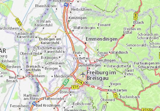 Reute Map