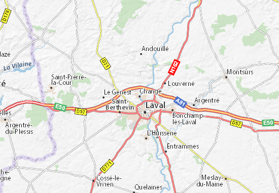 Carte-Plan Changé