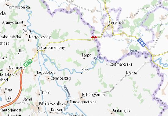 Tarpa Map