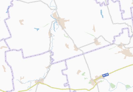 Mapas-Planos Debal'tseve