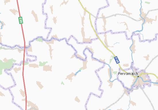 Brid Map
