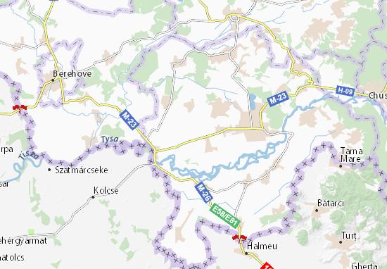 Matiiovo Map