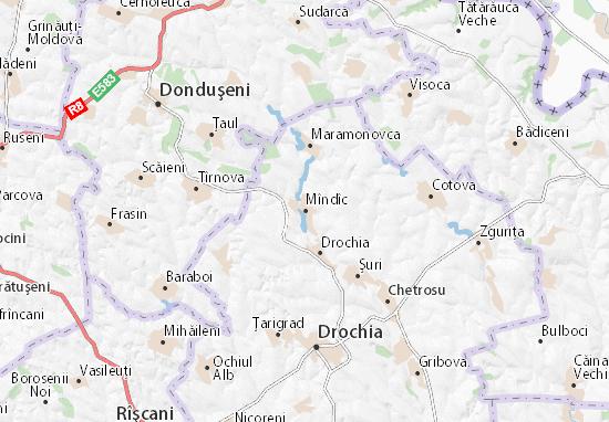 Mîndîc Map