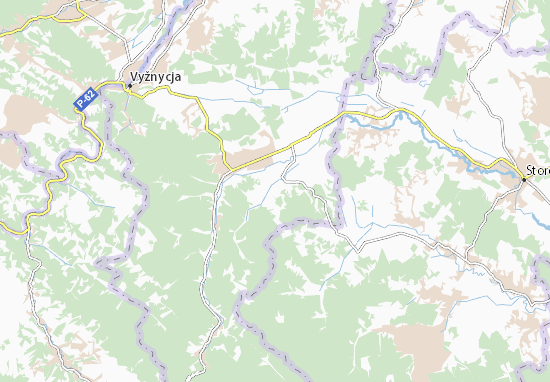 Myhove Map