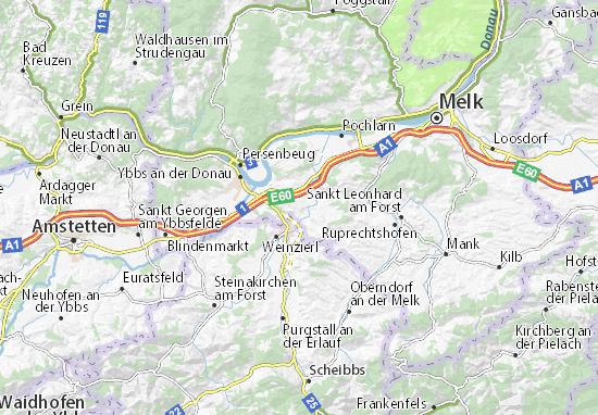 Mappe-Piantine Bergland