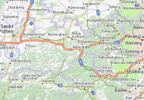 Mappe-Piantine Altlengbach