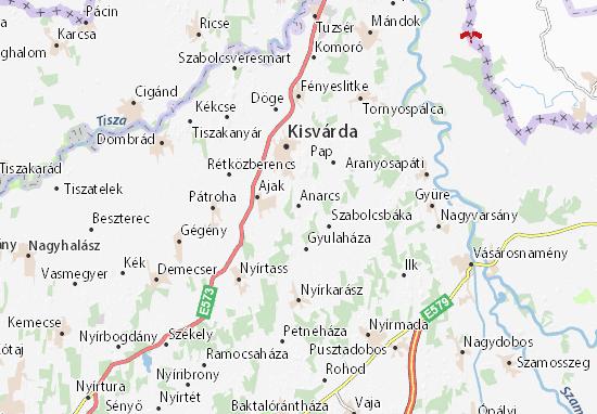 Anarcs Map